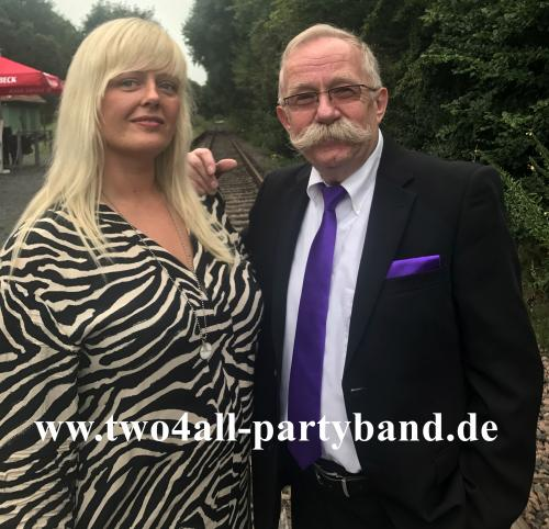 two4all-partyband aus Bremen