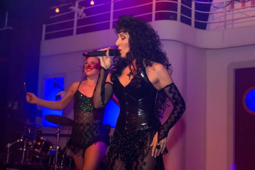 CHER Show live