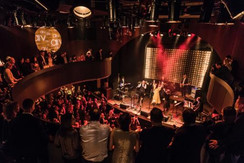 Live im Mojo Club Hamburg