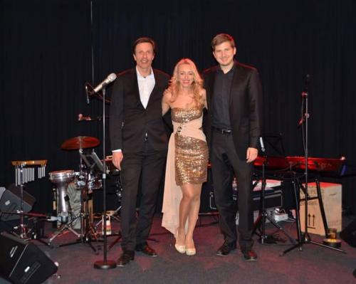 Silvester Casino Bad Wiessee im Trio Klavier und Percussion