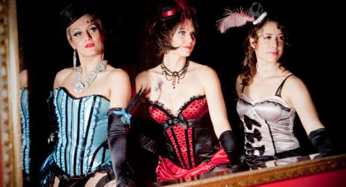 Burlesque Theater